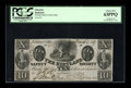 Obsoletes By State:Ohio, Kirtland, OH- Kirtland Safety Society Bank $10 March 1, 1837 G10Rust 8 Wolka 1424-12. ...