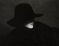 Milton Greene (American, 1922-1985) Nellie Nyad, 1952 Gelatin silver, printed later 15 x 19-1/4 inches (38.1 x 48.9 c