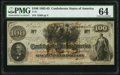 Confederate Notes:1862 Issues, T41 $100 1862 PF-17 Cr. 318 PMG Choice Uncirculated 64.. ...