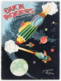 Platinum Age (1897-1937):Miscellaneous, Buck Rogers in the 25th Century Kellogg's Promotional Booklet #370A (Kellogg Company, 1933) Condition: VG+....