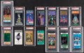 Football Collectibles:Tickets, 1972-2007 Super Bowl Ticket Stubs... (Total: 14 items)