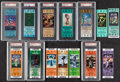 Football Collectibles:Tickets, 1993-2015 Super Bowl Full Tickets. ... (Total: 14 items)