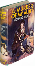 Books:Mystery & Detective Fiction, Richard Hull. The Murder of My Aunt. London: [1934]. First edition, second impression....