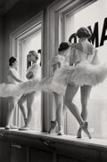 Alfred Eisenstaedt (American, 1898-1995) Future Ballerinas of the American Ballet Theater, 1937 Gela