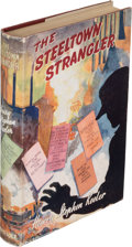 Books:Mystery & Detective Fiction, Harry Stephen Keeler. The Steeltown Strangler. London: [1950]. First edition. Inscribed....