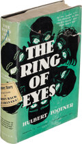 Books:Mystery & Detective Fiction, Hulbert Footner. The Ring of Eyes. New York: 1933. Presumed first edition....