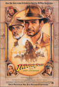 """Movie Posters:Action, Indiana Jones and the Last Crusade (Paramount, 1989). Rolled, Near Mint-. One Sheet (27"""" X 40"""") SS Advance, Drew Struzan Art..."""