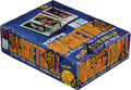 Basketball Cards:Unopened Packs/Display Boxes, 1980 Topps Basketball Wax Box with 36 Unopened Packs--Magic/Bird Rookie Issue!...