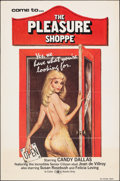 """Movie Posters:Adult, The Pleasure Shoppe & Other Lot (Beate Uhse, 1976). Folded, Fine/Very Fine. One Sheets (2) (27"""" X 41""""). Adult.. ... (Total: 2 Items)"""
