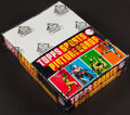 Baseball Cards:Unopened Packs/Display Boxes, 1979 Topps Baseball 24-Count Rack Pack Box - Ozzie Smith Rookie Year! ...