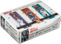 Basketball Cards:Unopened Packs/Display Boxes, 2003-04 Topps Contemporary Collection Wax Box - LeBron James Rookie Year! ...
