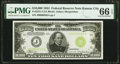 Small Size:Federal Reserve Notes, Fr. 2231-J $10,000 1934 Federal Reserve Note. PMG Gem Uncirculated 66 EPQ.. ...