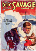 Pulps:Hero, Doc Savage - June 1933 (Street & Smith) Condition: FN+....
