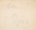 Works on Paper, Frank Reaugh (American, 1860-1945). El Sibil, circa 1900. Pencil on paper. 12-3/4 x 15-1/4 inches (32.4 x 38.7 cm). Sign...