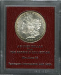 Additional Certified Coins: , 1886-S $1 Morgan Dollar MS65 Paramount (MS62). Ex: ...