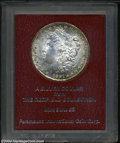 Additional Certified Coins: , 1891-S $1 Morgan Dollar MS65 Paramount (MS63). ...