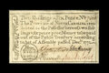 Colonial Notes:North Carolina, North Carolina December, 1771 2s/6d Gem New....