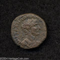 Ancients:Roman, Ancients: Phoenicia, Ake-Ptolemais. Hadrian. 117-138 C.E. AE 19 mm(5.94 g). Laureate and cuirassed bust right / Tyche standing left,...