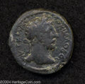 Ancients:Roman, Ancients: Syria, Decapolis. Capitolias. Commodus. 177-192 C.E. AE25 mm (10.93 g). Year 93 (189/90 C.E.). Laureate head right /Draped...
