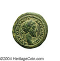 Ancients:Roman, Ancients: Syria, Decapolis. Pella. Commodus. 177-192 C.E. AE 25 mm(13.95 g). Year 246 (182/3 C.E.). Laureate head right / Tycheseate...