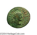 Ancients:Roman, Ancients: Arabia Petraea, Bostra. Philip II. 247-249 C.E. AE 28 mm(22.27 g). As Caesar, 245/6 C.E.(?). Radiate, draped and cuirassed...