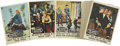 Memorabilia:Trading Cards, Beverly Hillbillies Loose Trading Cards (Topps, 1963)....
