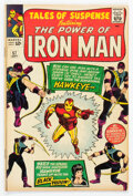 Silver Age (1956-1969):Superhero, Tales of Suspense #57 (Marvel, 1964) Condition: Qualified FN....