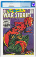 Silver Age (1956-1969):War, Star Spangled War Stories #90 (DC, 1960) CGC FN 6.0 Off-white to white pages....