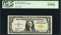 Small Size:World War II Emergency Notes, Fr. 2306* $1 1935A North Africa Silver Certificate. PCGS Superb Gem New 67PPQ.. ...