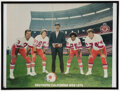 Football Collectibles:Others, 1975 Southern California Sun Promotional Poster....