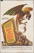 """Movie Posters:Fantasy, Jack the Giant Killer & Other Lot (United Artists, 1962). Folded, Fine+. One Sheets (2) (27"""" X 41""""). Fantasy.. ..."""