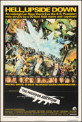 "Movie Posters:Action, The Poseidon Adventure (20th Century Fox, 1972). Fine+ on Linen. One Sheet (27"" X 41"") Mort Kunstler Artwork. Action.. ..."