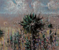Paintings, Everett Franklin Spruce (American, 1908-2002). Desert Evening. Acrylic on board . 21-1/4 x 25-1/2 inches (54.0 x 64.8 cm...