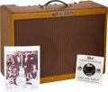 Musical Instruments:Amplifiers, PA, & Effects, The Fireballs Sugar Shack 1958 Fender Twin-Amp... (Total: 3 Items)
