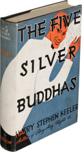 Books:Mystery & Detective Fiction, Harry Stephen Keeler. The Five Silver Buddhas. New York: [1935]. First edition, third printing. Inscribed by the a...