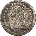 1802 H10C V-1, LM-1, R.5 -- Repaired -- PCGS Genuine. VG Details....(PCGS# 38607)