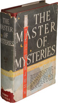 Books:Mystery & Detective Fiction, [Gelett Burgess]. The Master of Mysteries. Indianapolis: [1912]. First edition. With Typed Letter Signed....