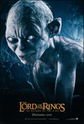 """Movie Posters:Fantasy, The Lord of the Rings: The Return of the King (New Line, 2003). Rolled, Very Fine+. One Sheet (27"""" X 40"""") DS Advance, Gollum..."""