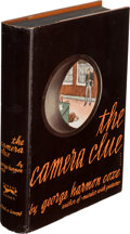 Books:Mystery & Detective Fiction, George Harmon Coxe. The Camera Clue. New York: 1937. First edition. Inscribed by the author....