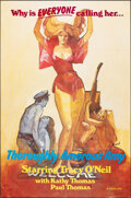 Movie Posters:Adult, Thoroughly Amorous Amy & Other Lot (Calais Communication Corporation, 1978). Folded, Overall: Very Fine-. One Sheets (2) (25... (Total: 2 Items)