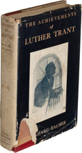 Books:Mystery & Detective Fiction, Edwin Balmer and William MacHarg. The Achievements of Luther Trant. Boston: [1910]. First edition....