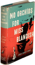 Books:Mystery & Detective Fiction, James Hadley Chase.No Orchids for Miss Blandish. [New York]: Howell, Soskin, Publishers, [1942]. First American edit...