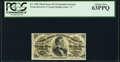 Fractional Currency:Third Issue, Fr. 1296 25¢ Third Issue PCGS Choice New 63PPQ.. ...