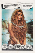 """Movie Posters:Fantasy, When Women Had Tails (Film Ventures International, 1970). Folded, Very Fine-. One Sheet (27"""" X 41""""). Fantasy.. ..."""