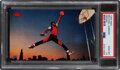 Basketball Cards:Singles (1980-Now), 1985 Nike Promo Michael Jordan #2 PSA Gem Mint 10! ...