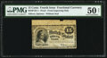 Fractional Currency:Fourth Issue, Milton 4E15F.2a 15¢ Fourth Issue Essay PMG About Uncirculated 50 Net.. ...