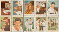 Baseball Cards:Sets, 1959 Fleer Ted Williams Near Set (79/80) Missing #68 Ted Signs. ...