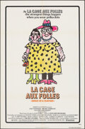 "Movie Posters:Foreign, La Cage Aux Folles & Other Lot (United Artists, 1979). Folded, Overall: Very Fine-. One Sheets (2) (27"" X 41"") Lou Myers Art... (Total: 2 Items)"