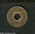 British West Africa: , British West Africa: Elizabeth II 1/10 Penny 1954, KM32, FT-302A,Proof. Lightly toned and spotted.. From the Professor WayneNewton Palmer Col...