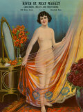 Pin-Up and Glamour Art, American Artist (20th Century). Group of Six Nude prints (Leilani). Print on board, each. 19-3/4 x 13-1/2 inches (50.2 x... (Total: 6 Items)